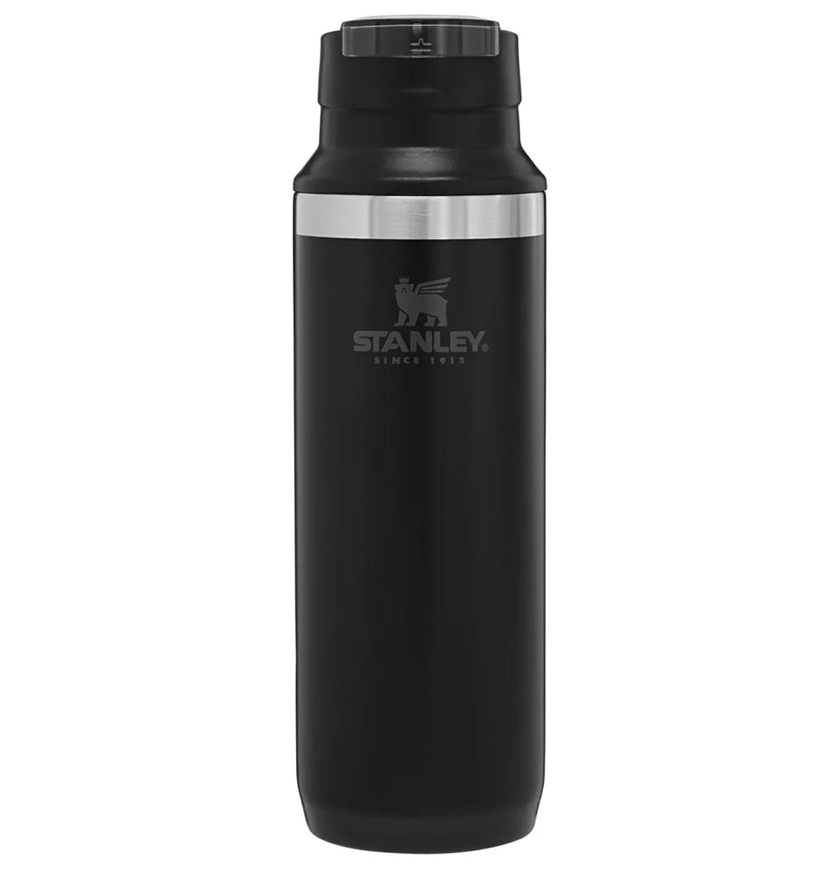 Garrafa Térmica Mug Stanley Switchback Black - 473ml