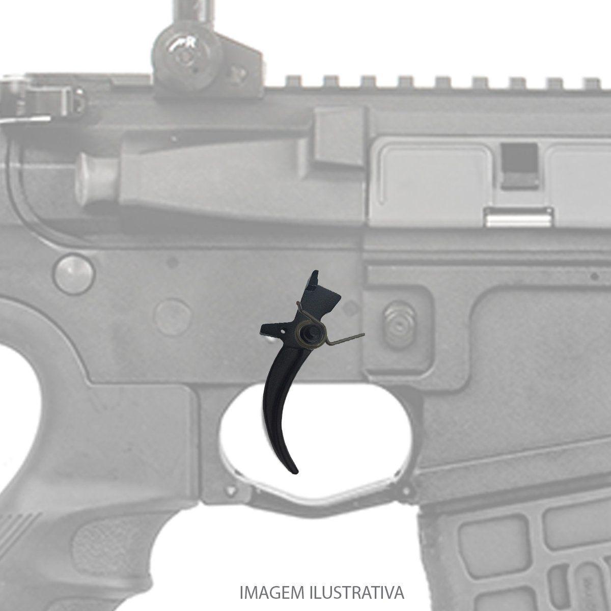 Gatilho Para Airsoft M4 Metal G&G