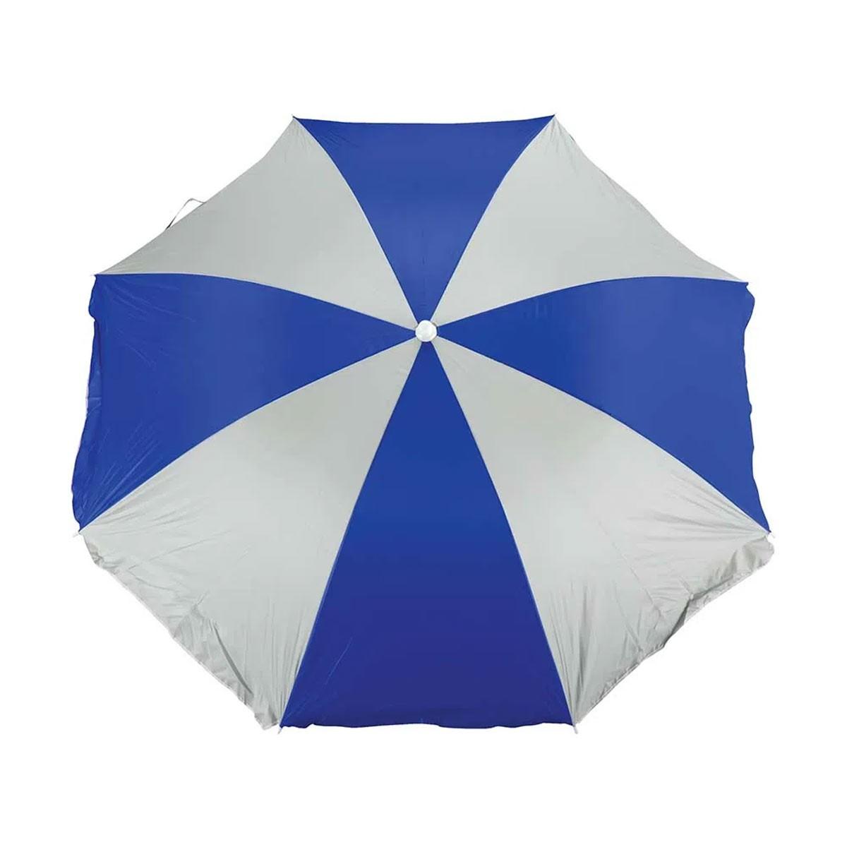Guarda Sol Mor Scoat 1,80m - Cor Azul Marinho / Cinza
