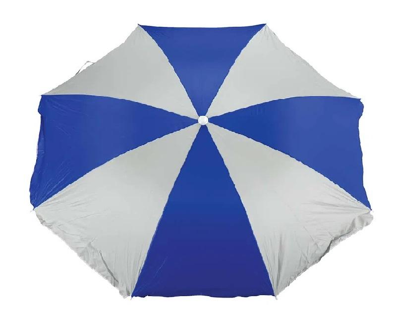 Guarda Sol Mor Scoat 1,80m - Cor Azul Claro / Cinza
