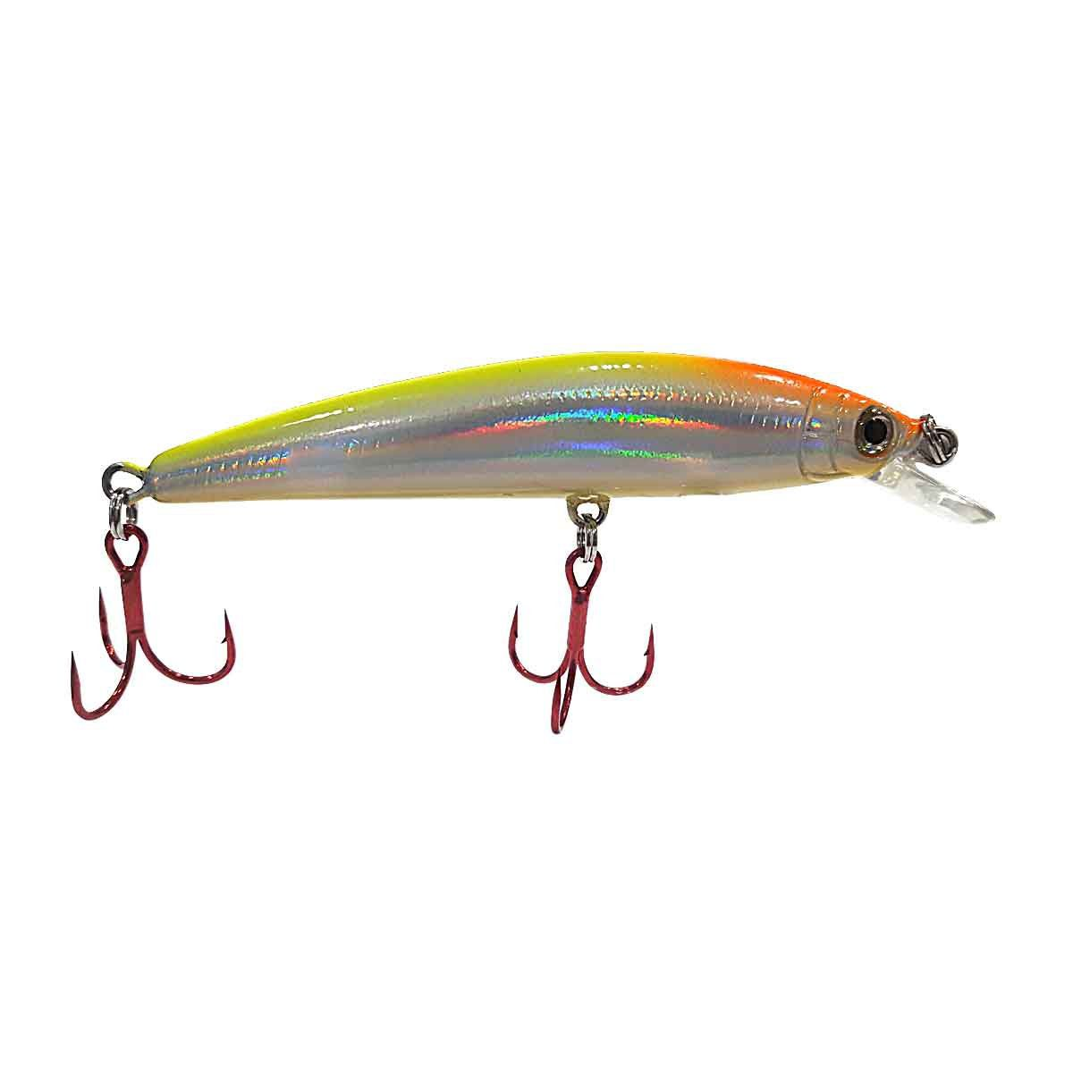 Isca Artificial Capitão Hook Top 8 Sinking 8,5cm 10g