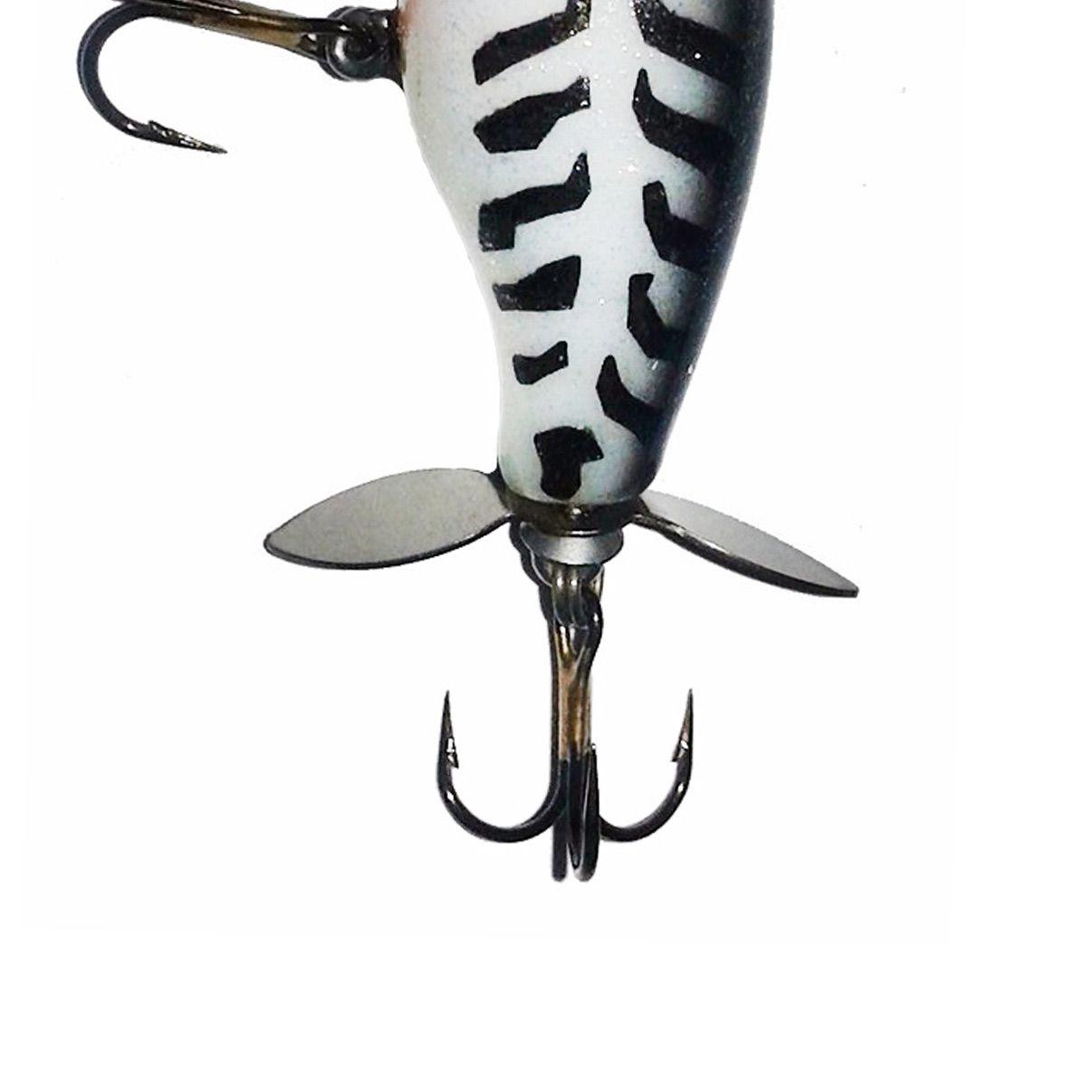 Isca Artificial Deconto Tilápia Turbo (Tibele) 4cm 5g