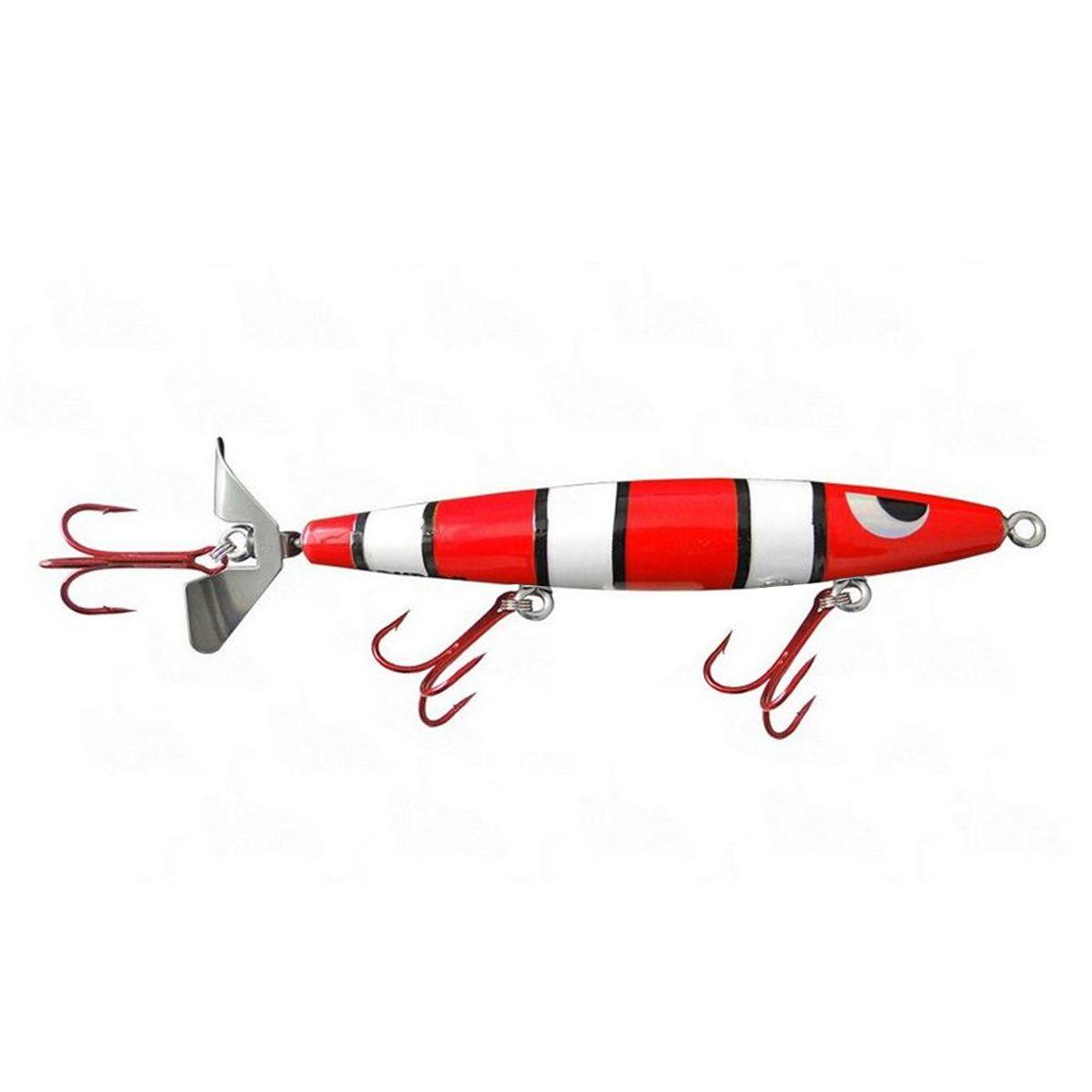 Isca Artificial Yara Devassa com Hélice 16,5 cm 45g