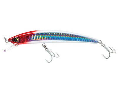 Isca Artificial Yo-Zuri Crystal Minnow 7cm 5g