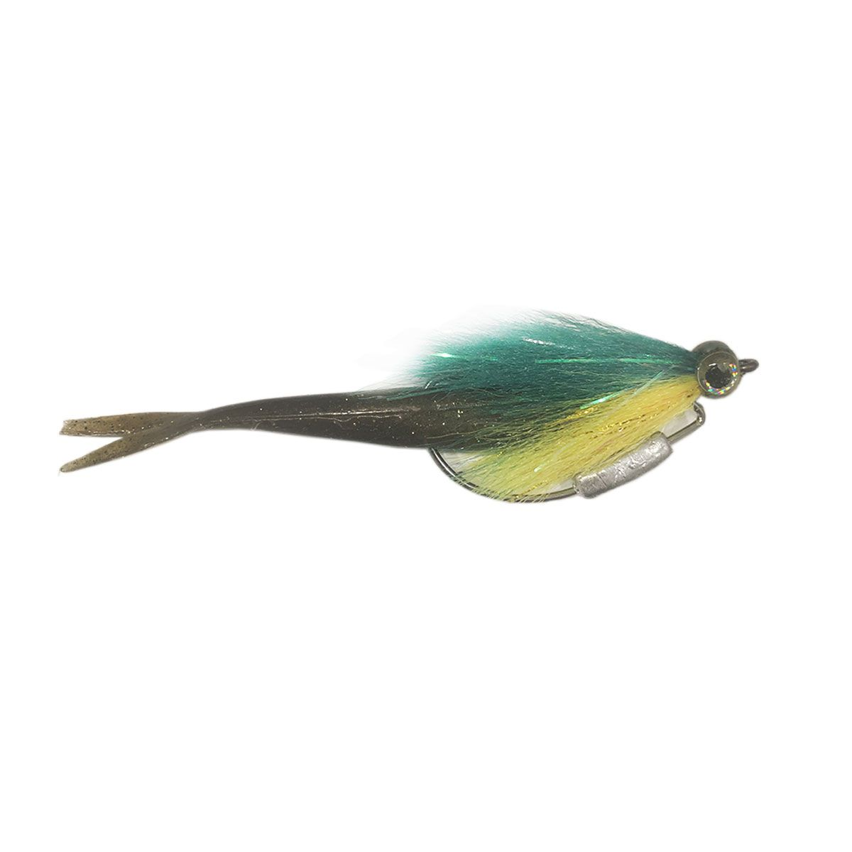 Isca Jig Lure Maker Lastreado Fork Tail 11g 4/0