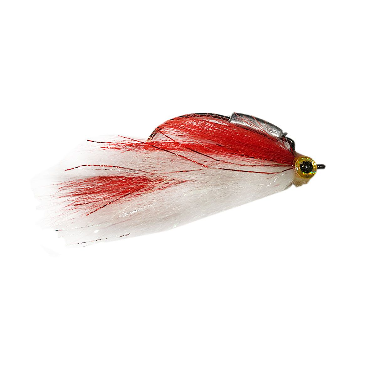 Isca Jig Lure Maker Lastreado Single Tail 7g 4/0