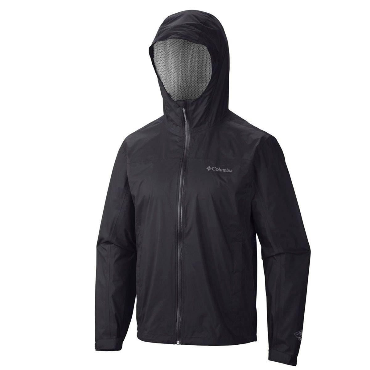 Jaqueta Columbia Evapouration Jacket Preto