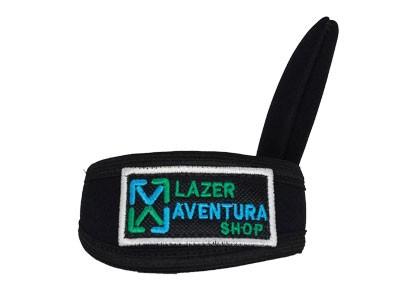 Juntador de varas Neoprene c/ protetor ponteira Lazer e Aventura
