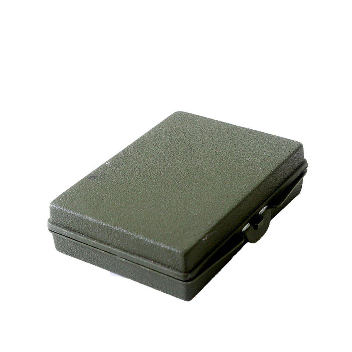Kit Camuflagem C/ Espelho Elite C/andos Verde/ Marrom/ Preto