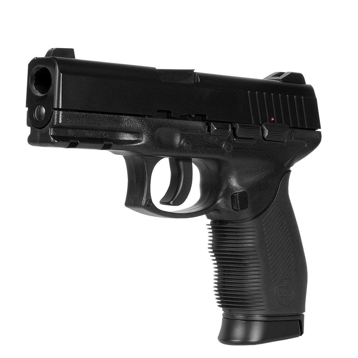 Kit Carabina Dione 5,5mm + Pistola 4,5+Capa Lazer e Aventura