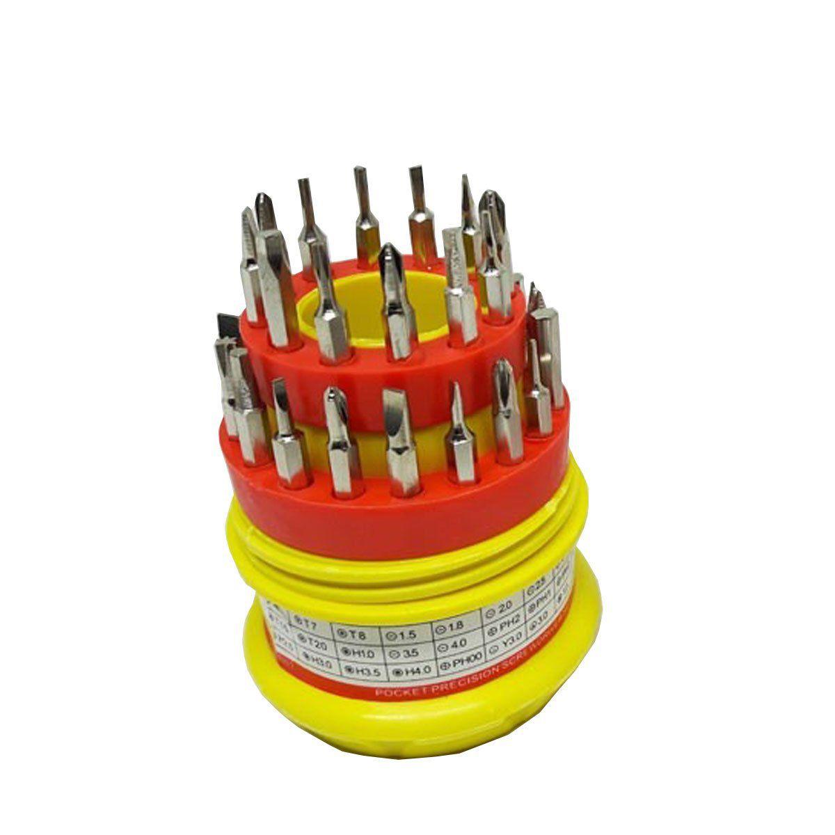 Kit Mini Ferramentas XT570 X Trad