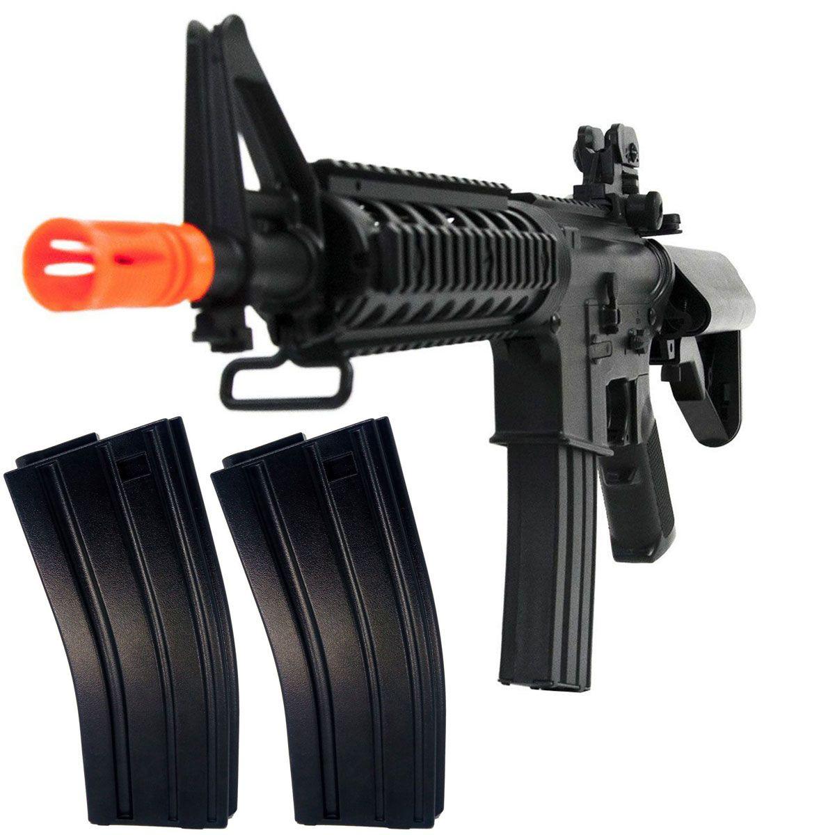 Kit Rifle Cyma M41A + 2 Mag Extra