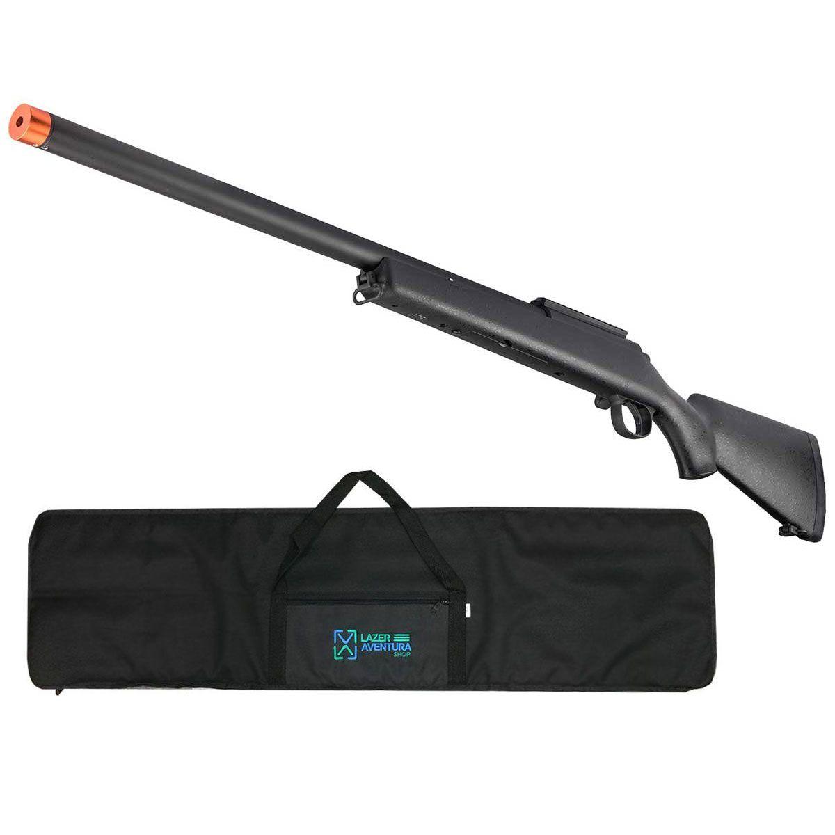 Kit Sniper Evo 6mm + Capa Lazer e Aventura