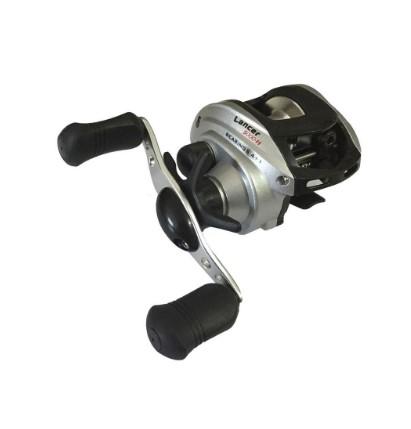 Kit Carretilha Saint Lancer 5000 + Vara Plusfish Spin 1,68m 8-17lb + Linha