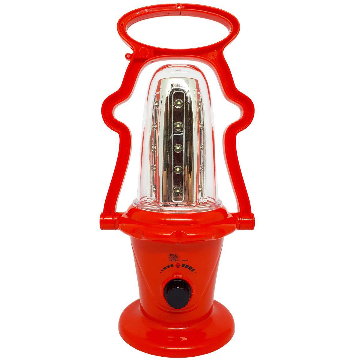 Lampião para Camping Rec 782 30 LED