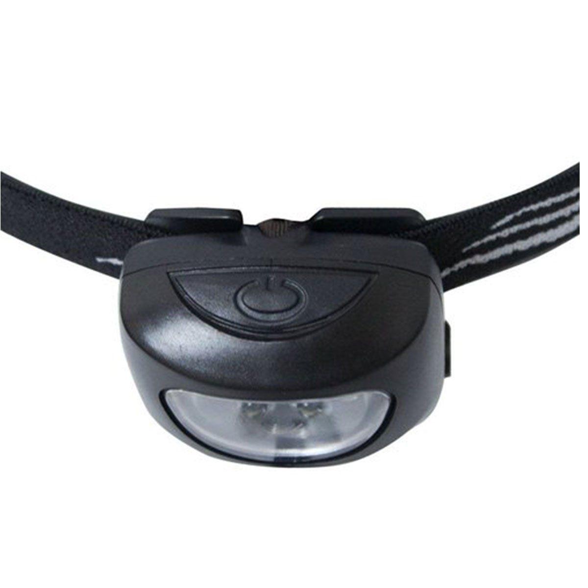 Lanterna de Cabeça Nautika Dragster 15 Lumens