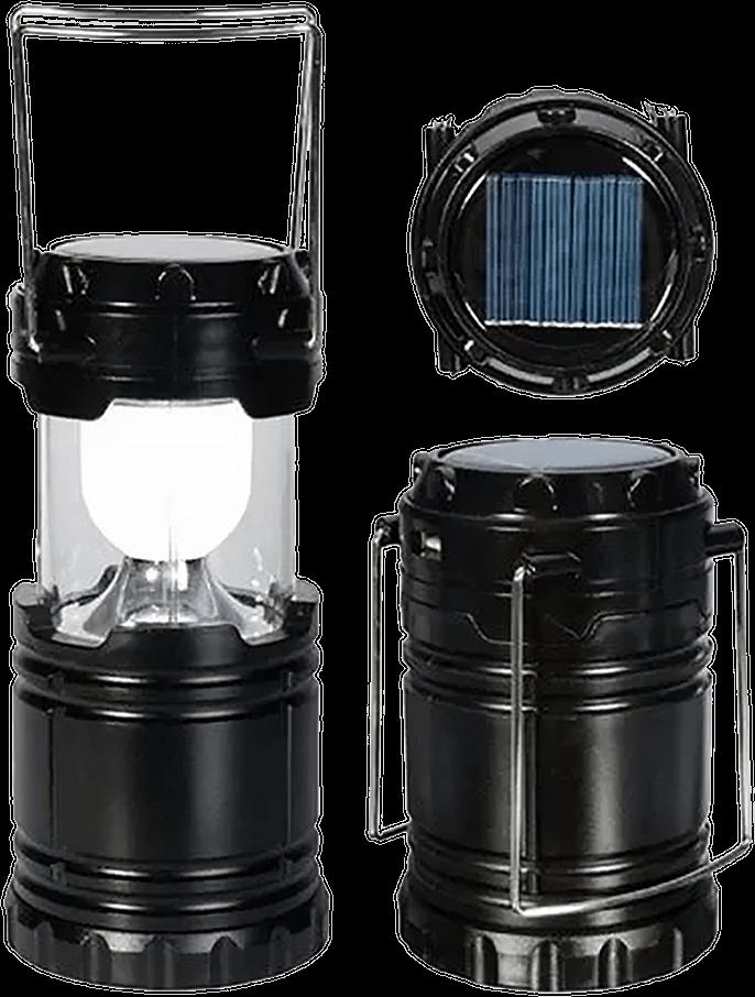 Lanterna/Lampião Solar Recarregável Alfacell - ALL51129