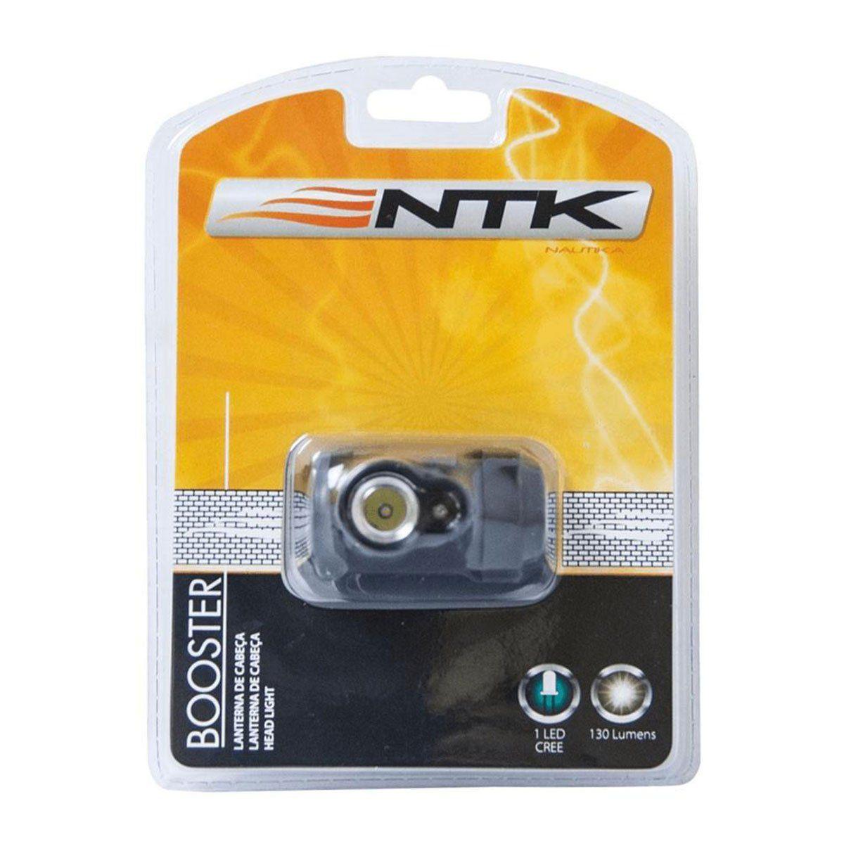 Lanterna de Cabeça Nautika Boost 130 Lumens