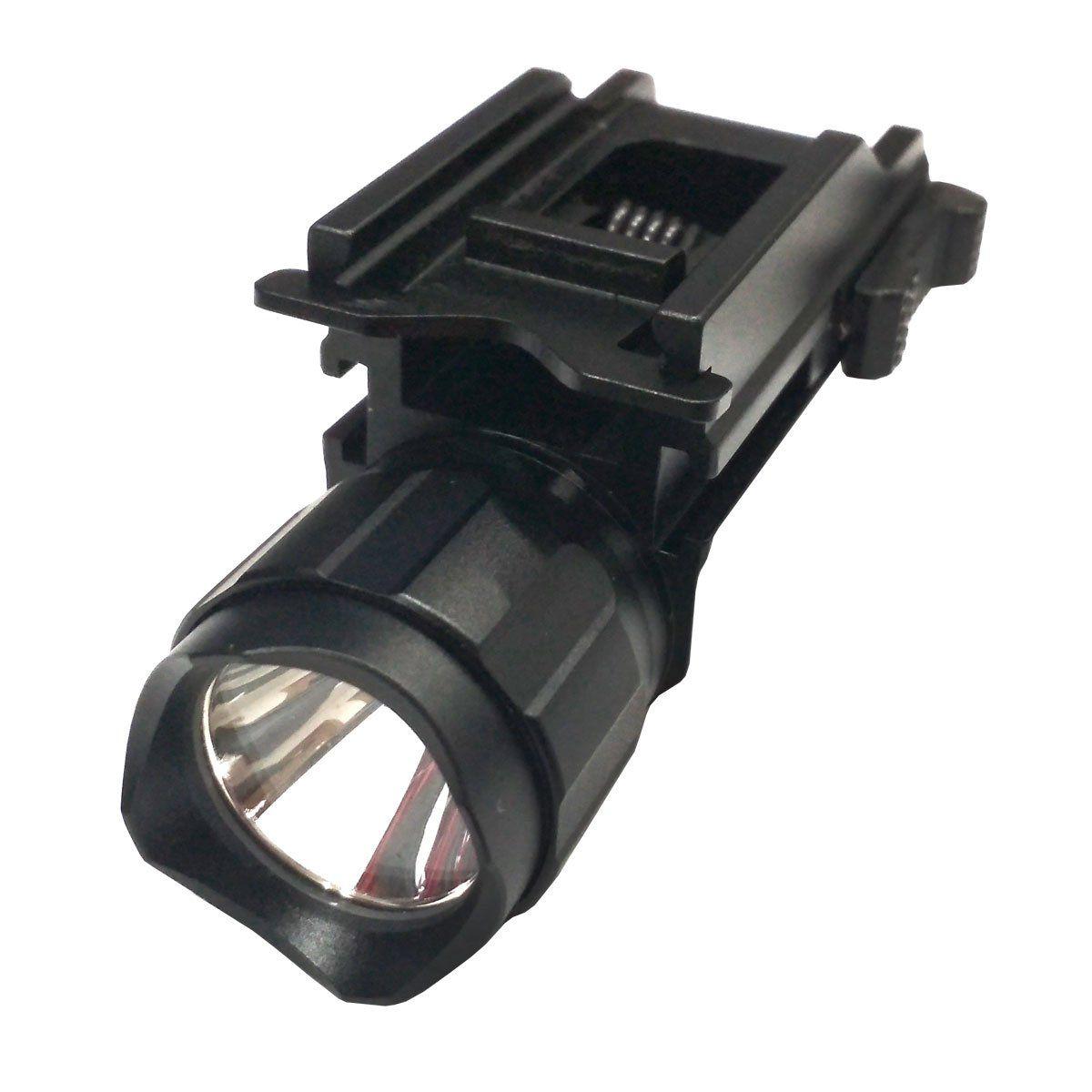 Lanterna Tática HiLight P20 300 até 500 Lumens