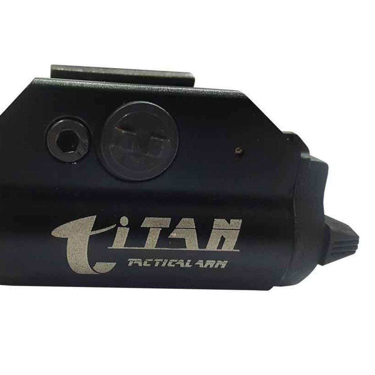 Lanterna Tática Titan TL-T9 180 Lumens