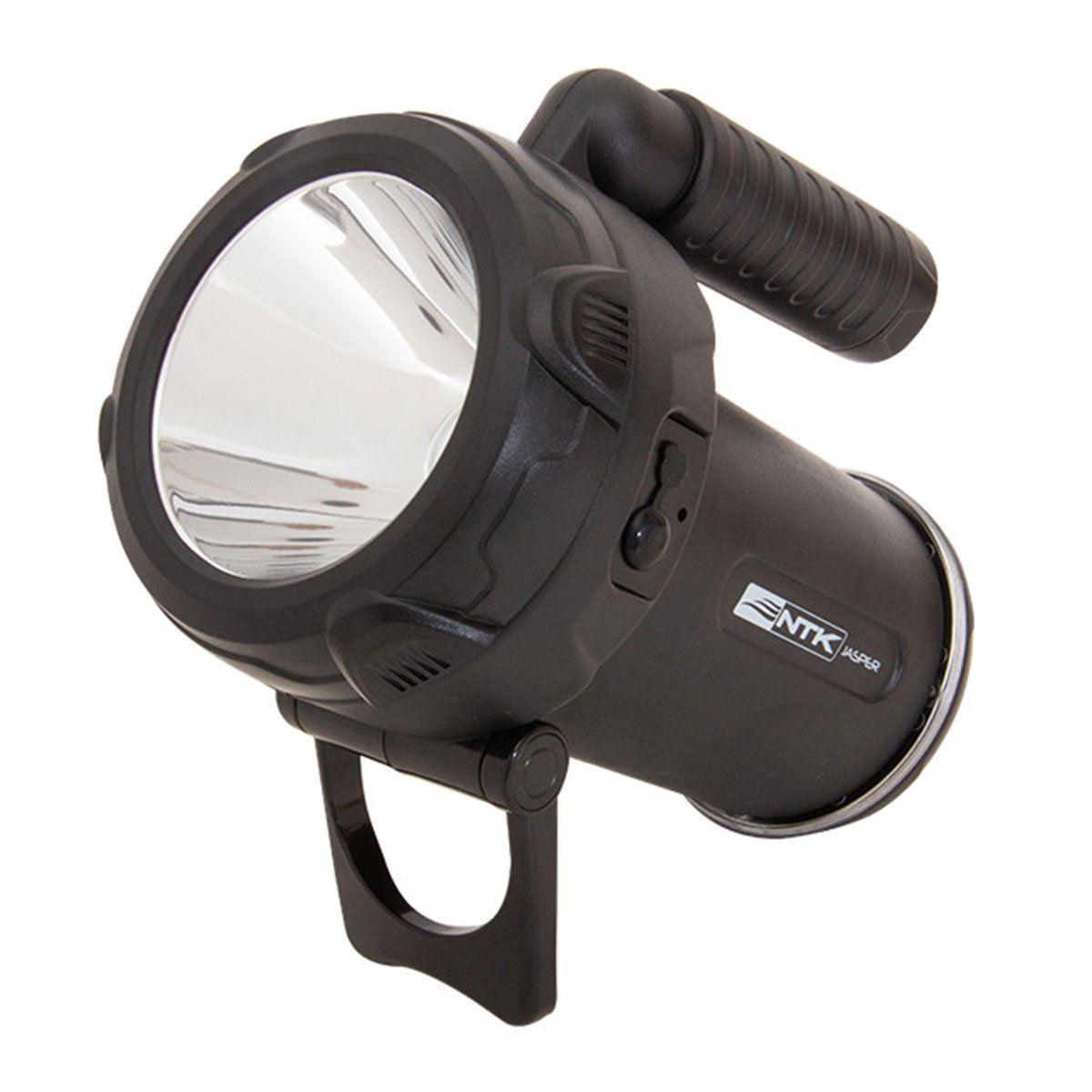Tocha Nautika Jasper LED Recarregável 350 Lúmens
