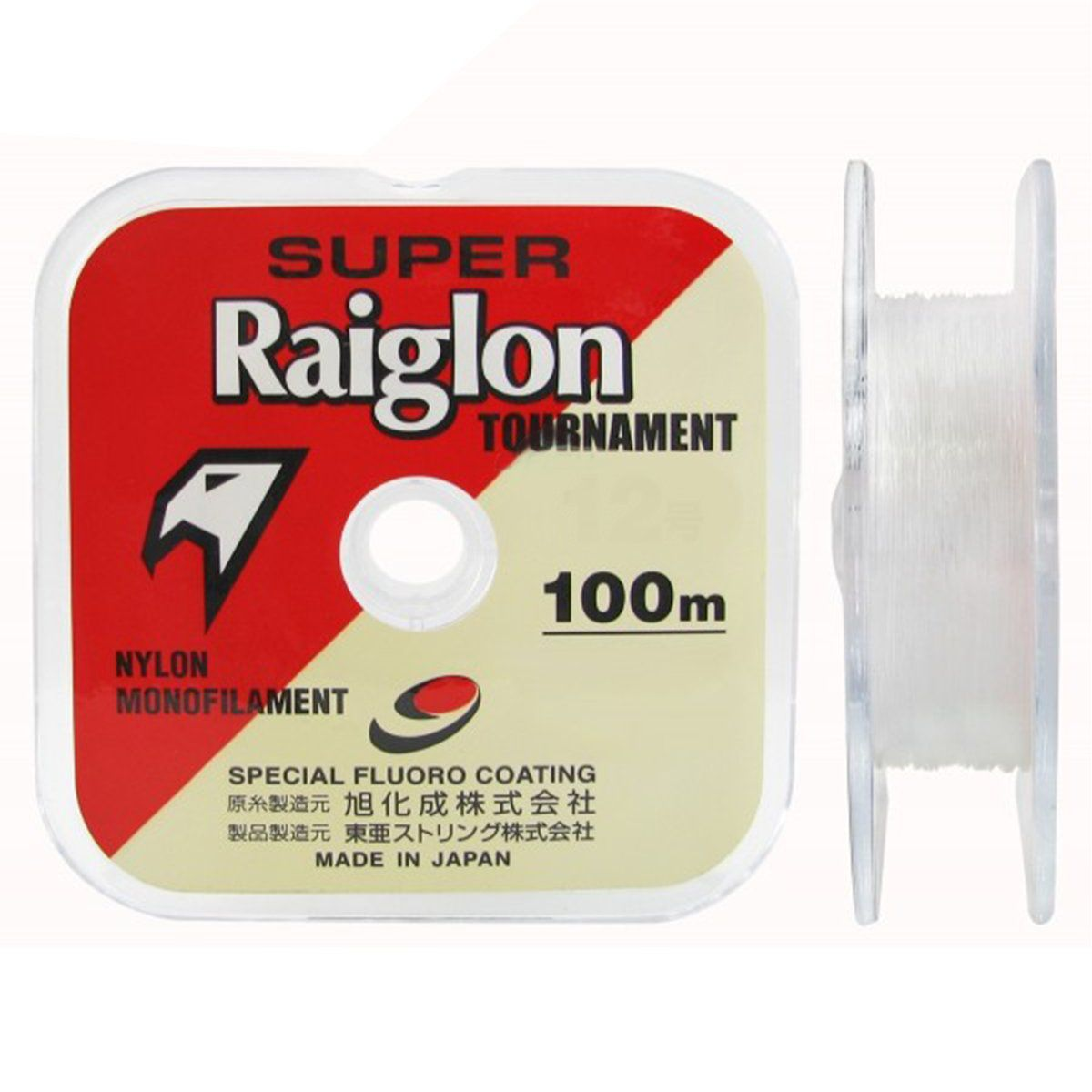 Linha Raiglon Monofilamento Tounament 100m