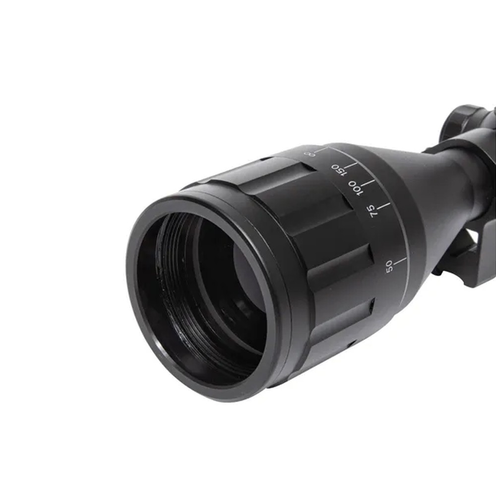 Luneta Riflescope Quick Shot 4-16x50 (380mm Retículo Iluminado)