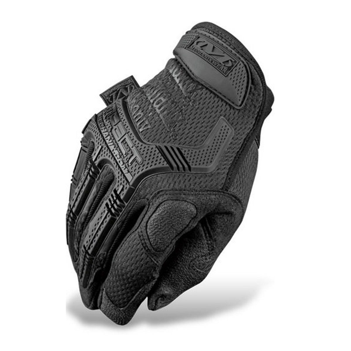 Luva de Airsoft Mechanix Wear M-Pact Preto