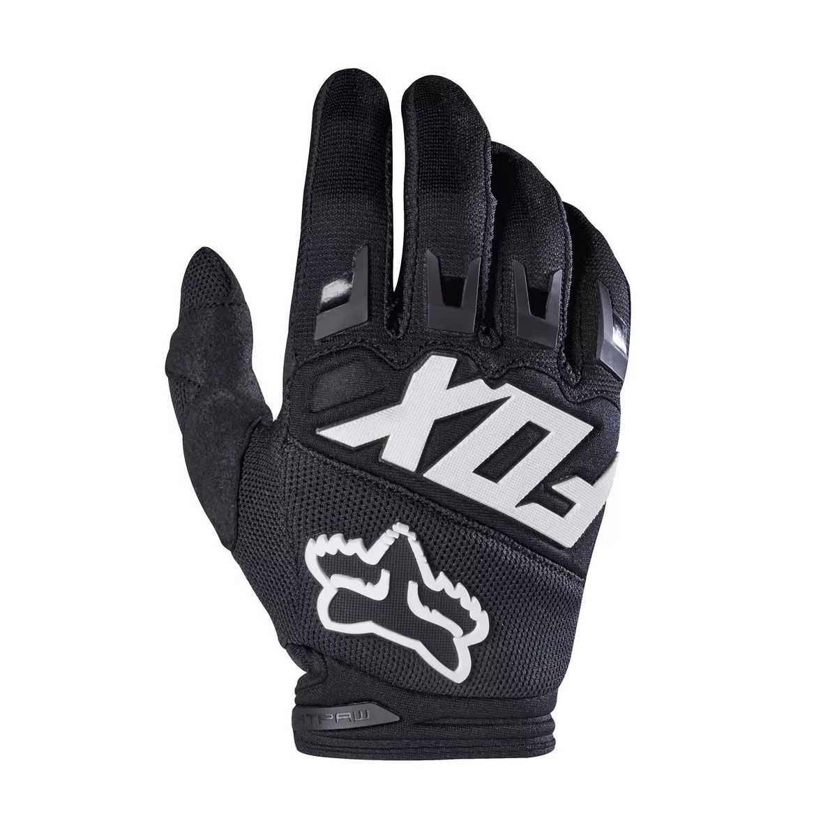 Luva de Motocross Fox MX Dirtpaw Race Yth 17 Black