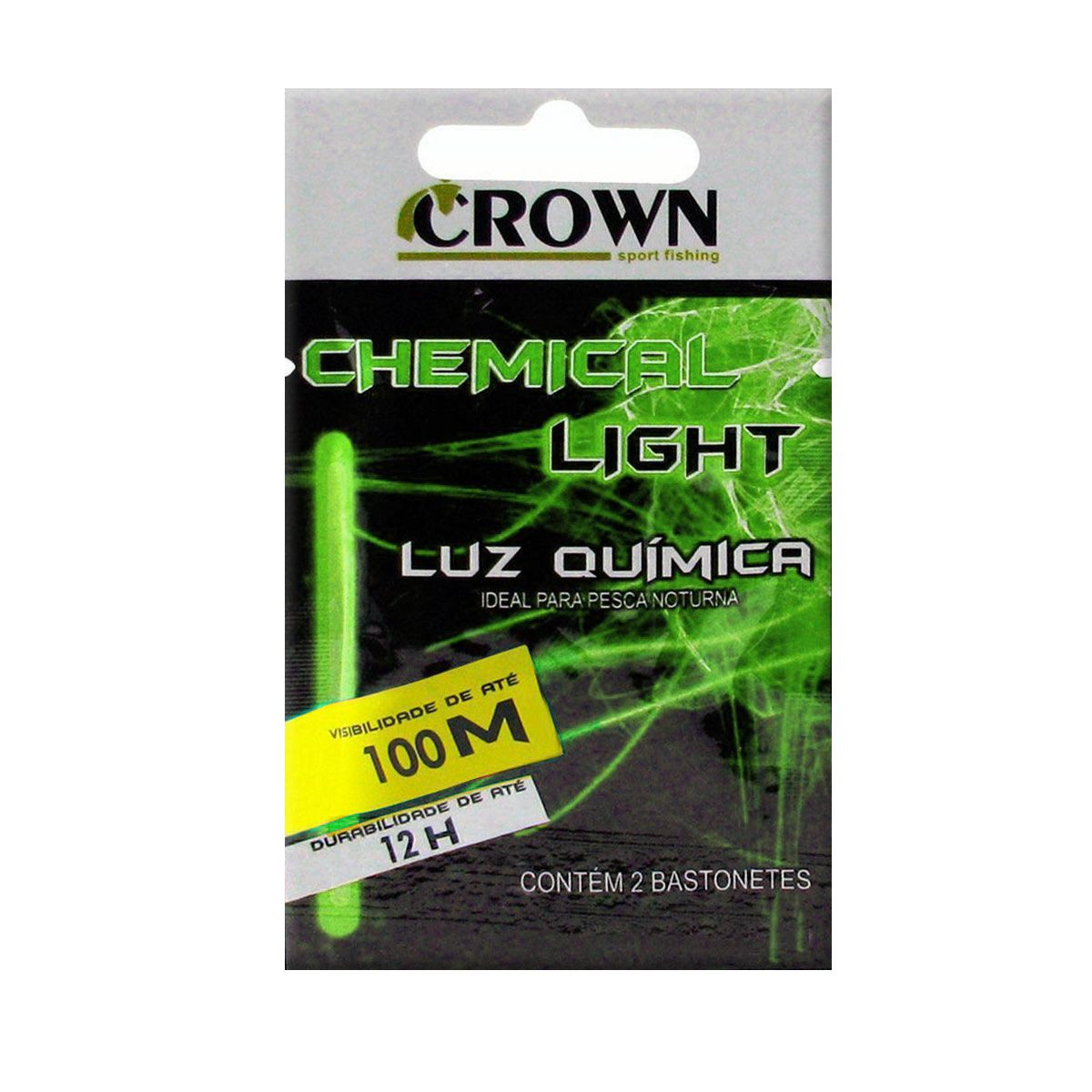 Luz Quimica Crown Verde