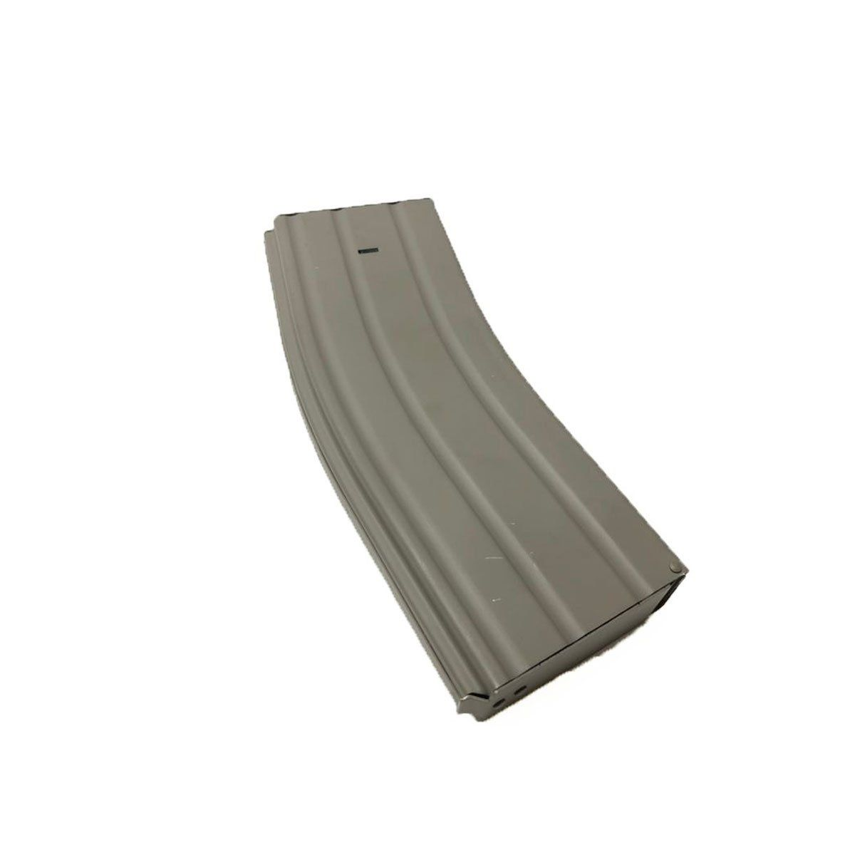 Magazine Airsoft M4 / M16 Hicap 360 Bbs Metal Tan
