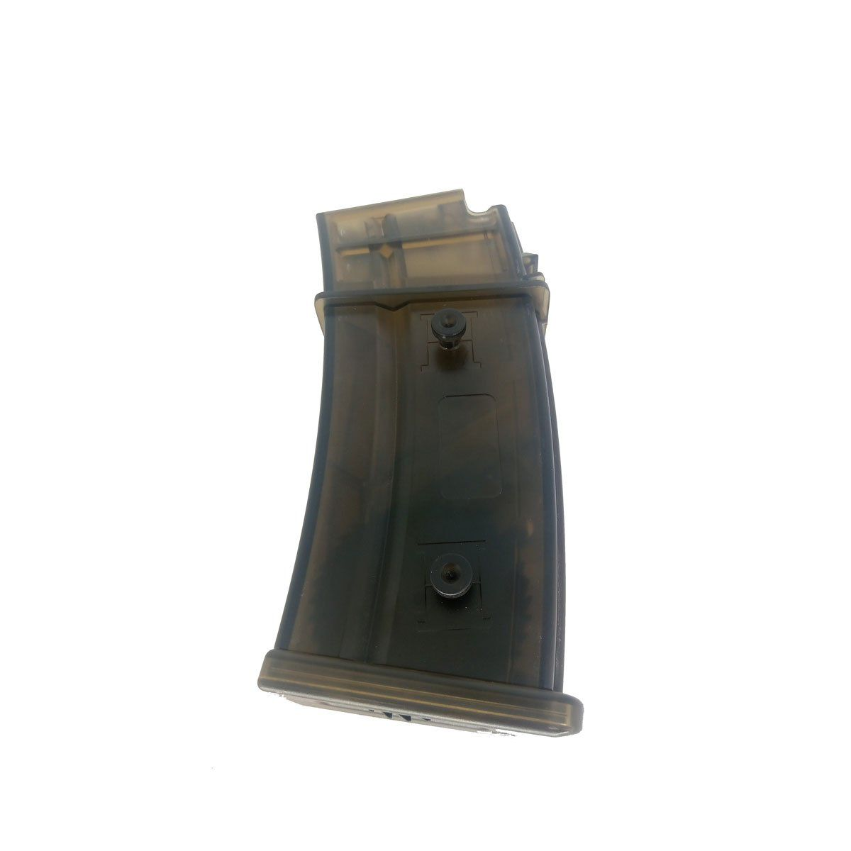 Magazine Para Rifle G36 Hi Cap 450 BBs Fumê Cyma