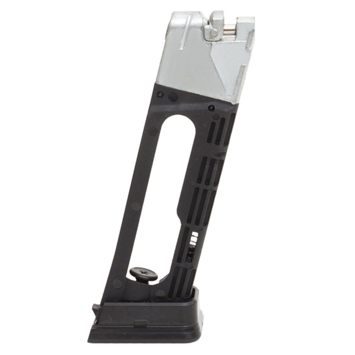 Magazine Para Arma de Pressão CO2 Wingun W119 4,5mm