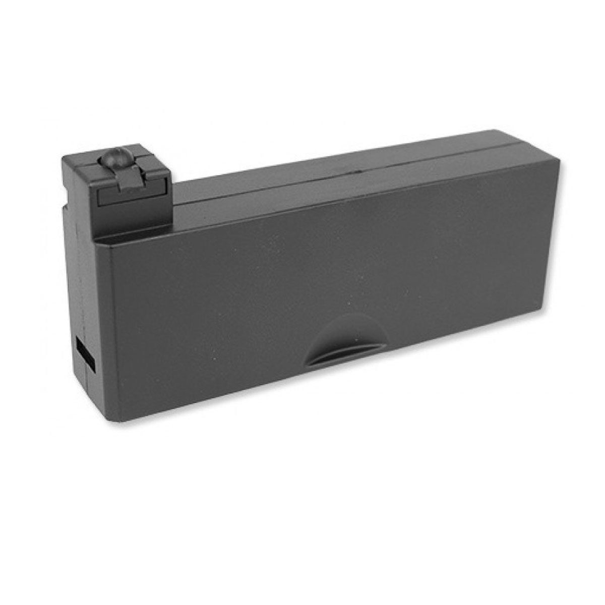 Magazine para Rifle de Airsoft Sniper M62 6mm Preto