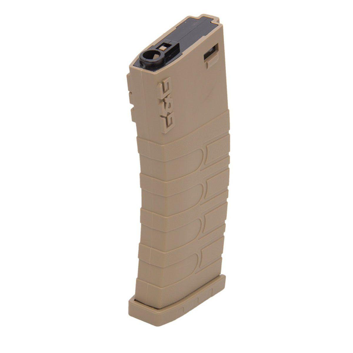 Magazine Para Rifle M4 Mid Cap 120 BBs G&G