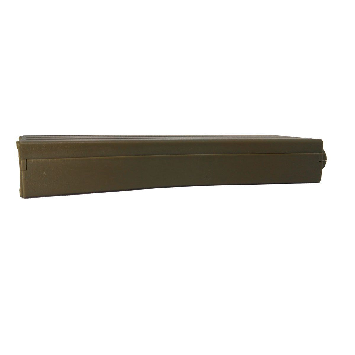 Magazine Para Rifle M4 Mid Cap 120 BBs Tan King Arms