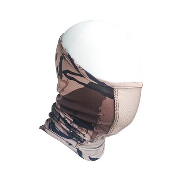 Máscara Anatômica Monster 3x Free Comfort - Brown 01