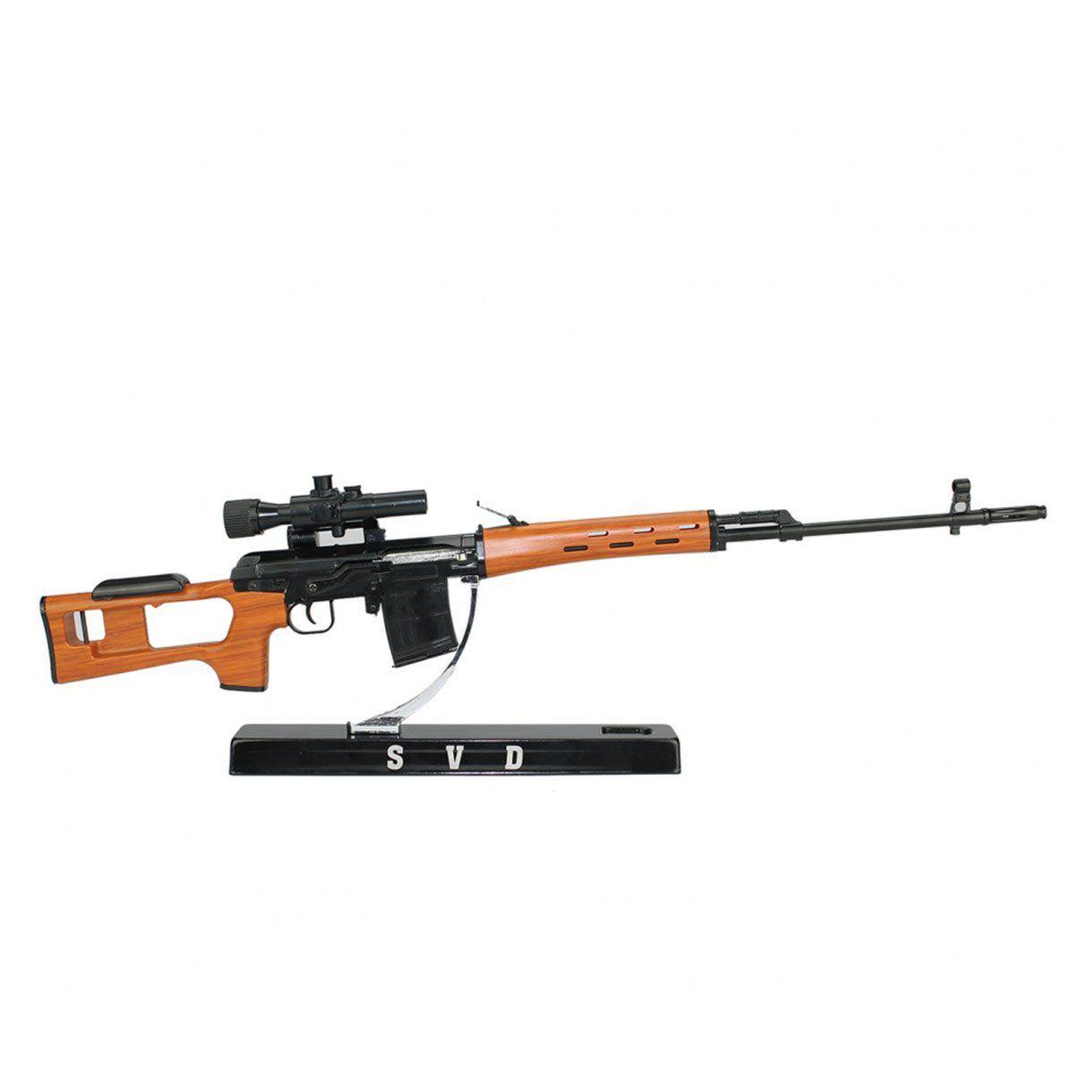 Miniatura Arma SVD Dragunov Classic-Arsenal Guns
