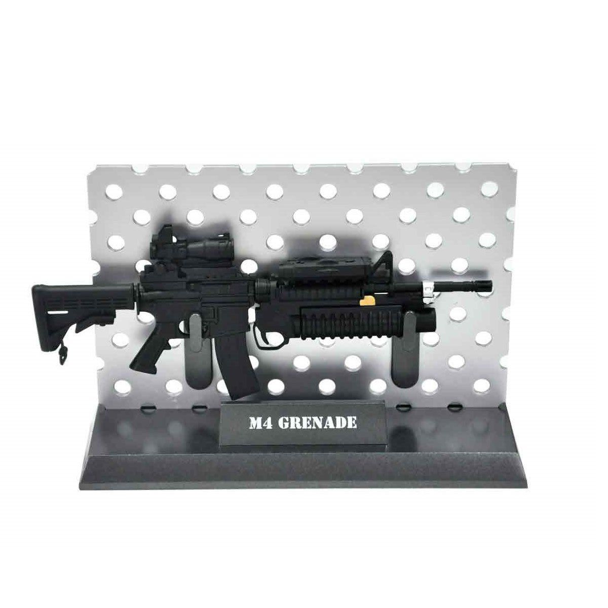 Miniatura de Arma Rifle M4 Grenade Arsenal Guns