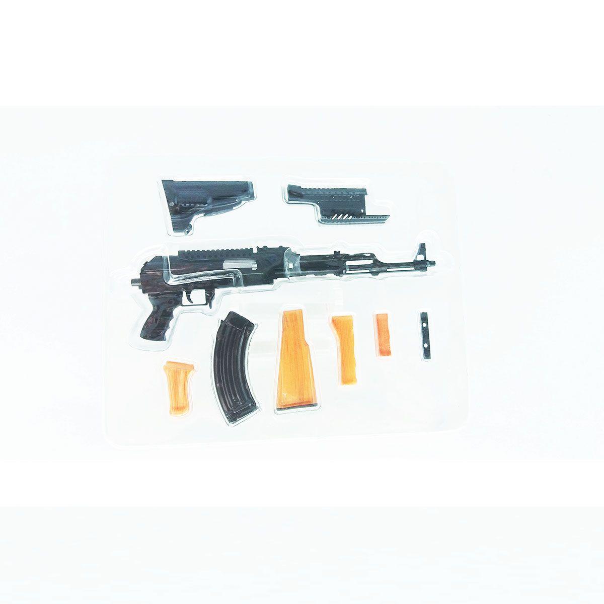 Miniatura Rifle  AK47 - 13cm