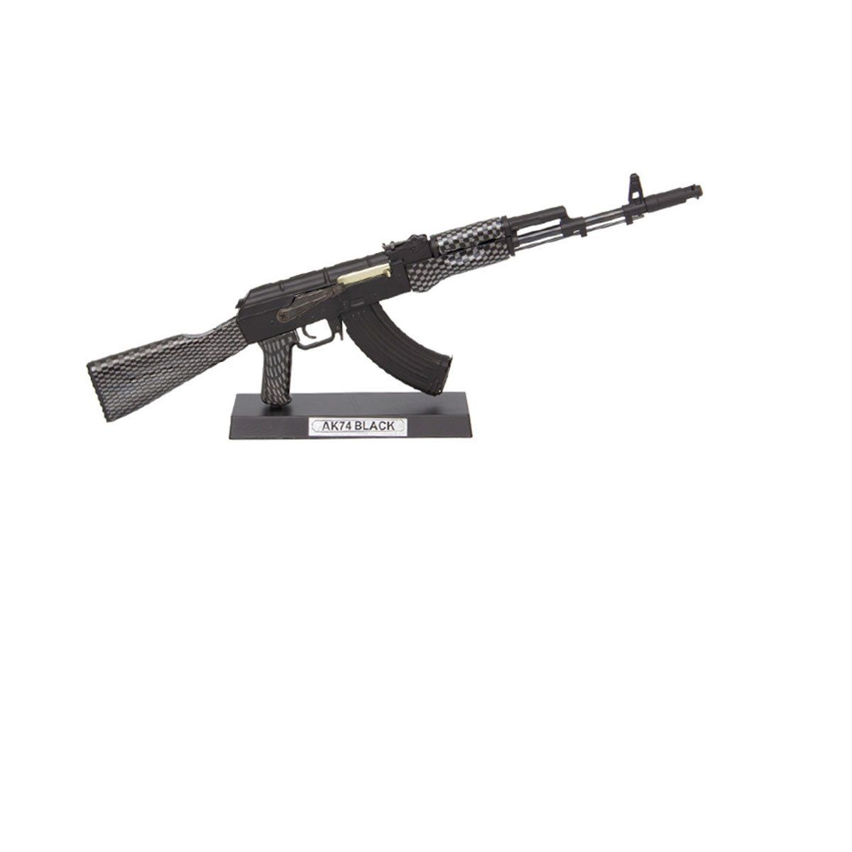 Miniatura Rifle AK74 Metal