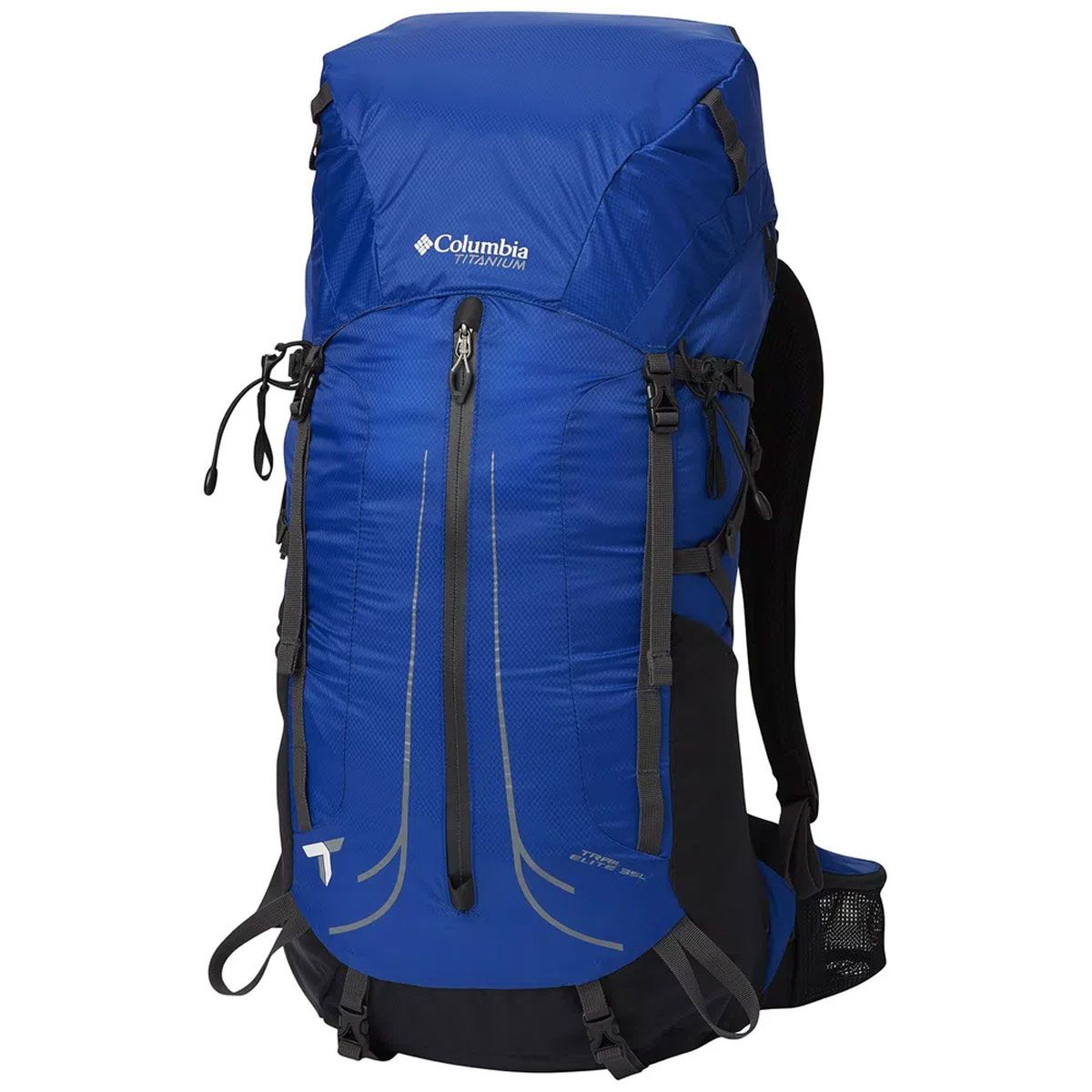Mochila Columbia Trail Elite 35L BackPack Azul Shark Uni