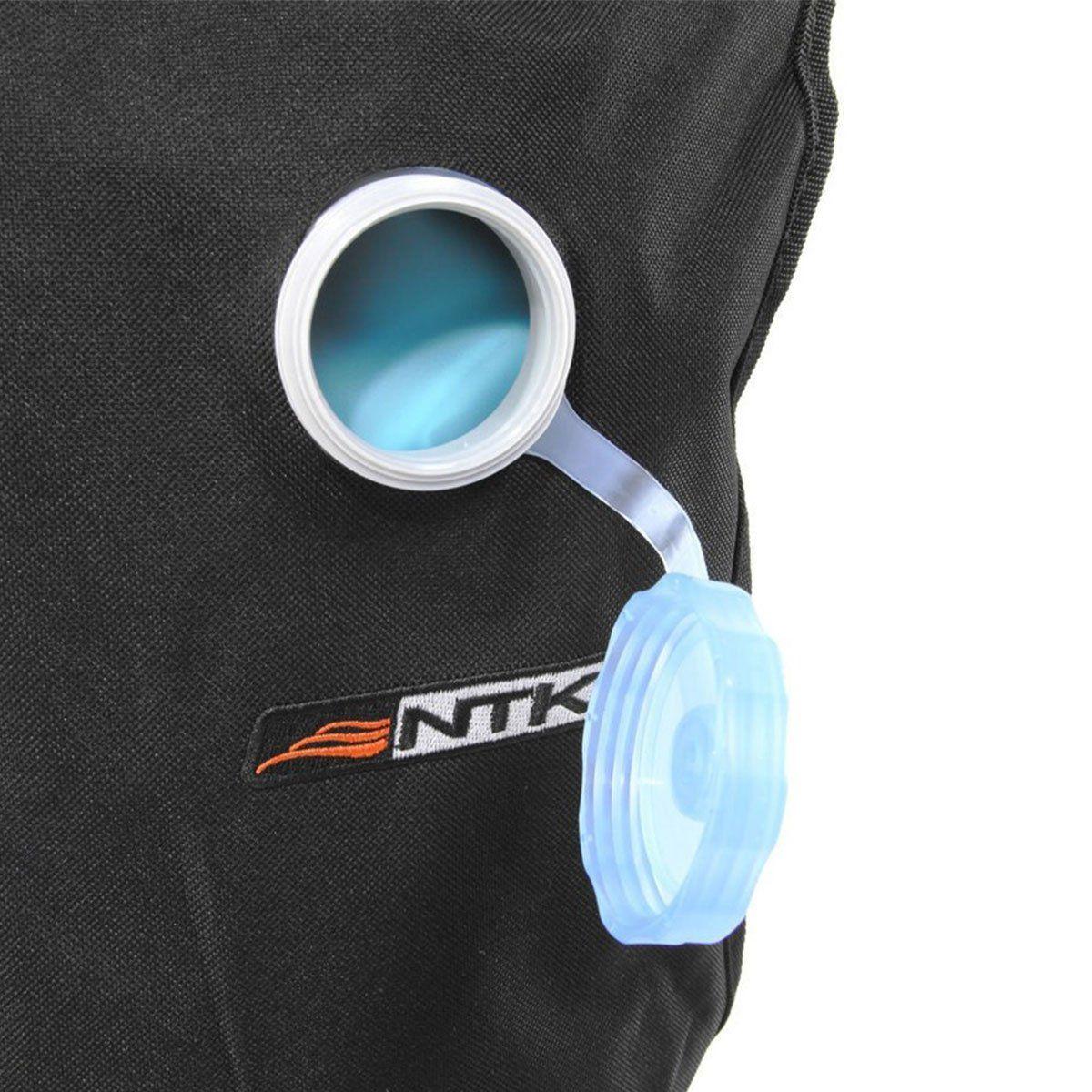 Mochila Hidratação Nautika Aquabag Preto 2 Litros