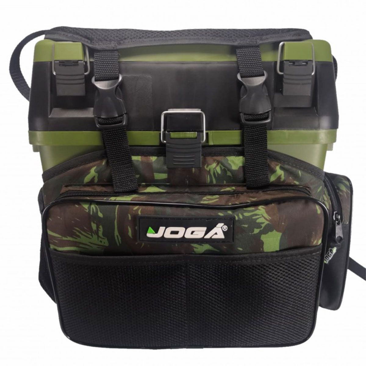 Mochila Jogá Fishing Box Camuflado