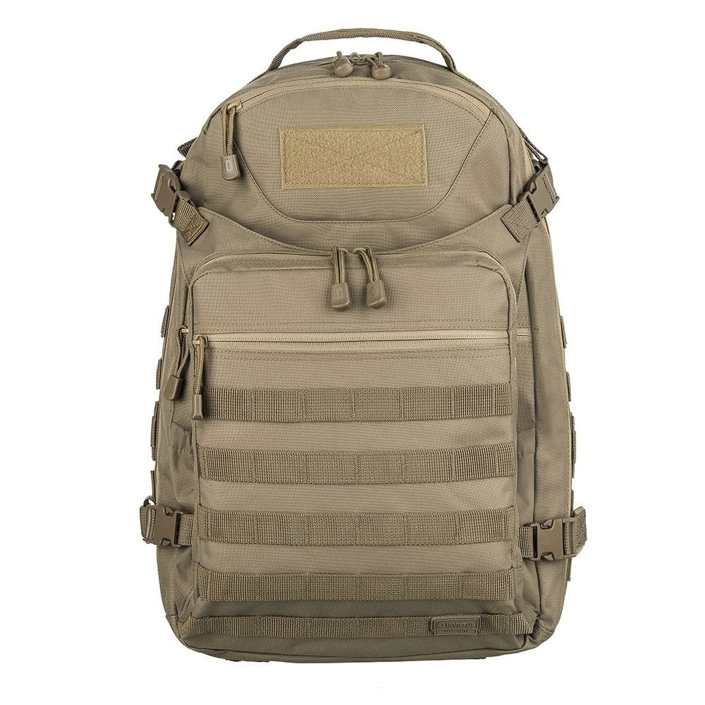 Mochila Invictus Mission - Coyote
