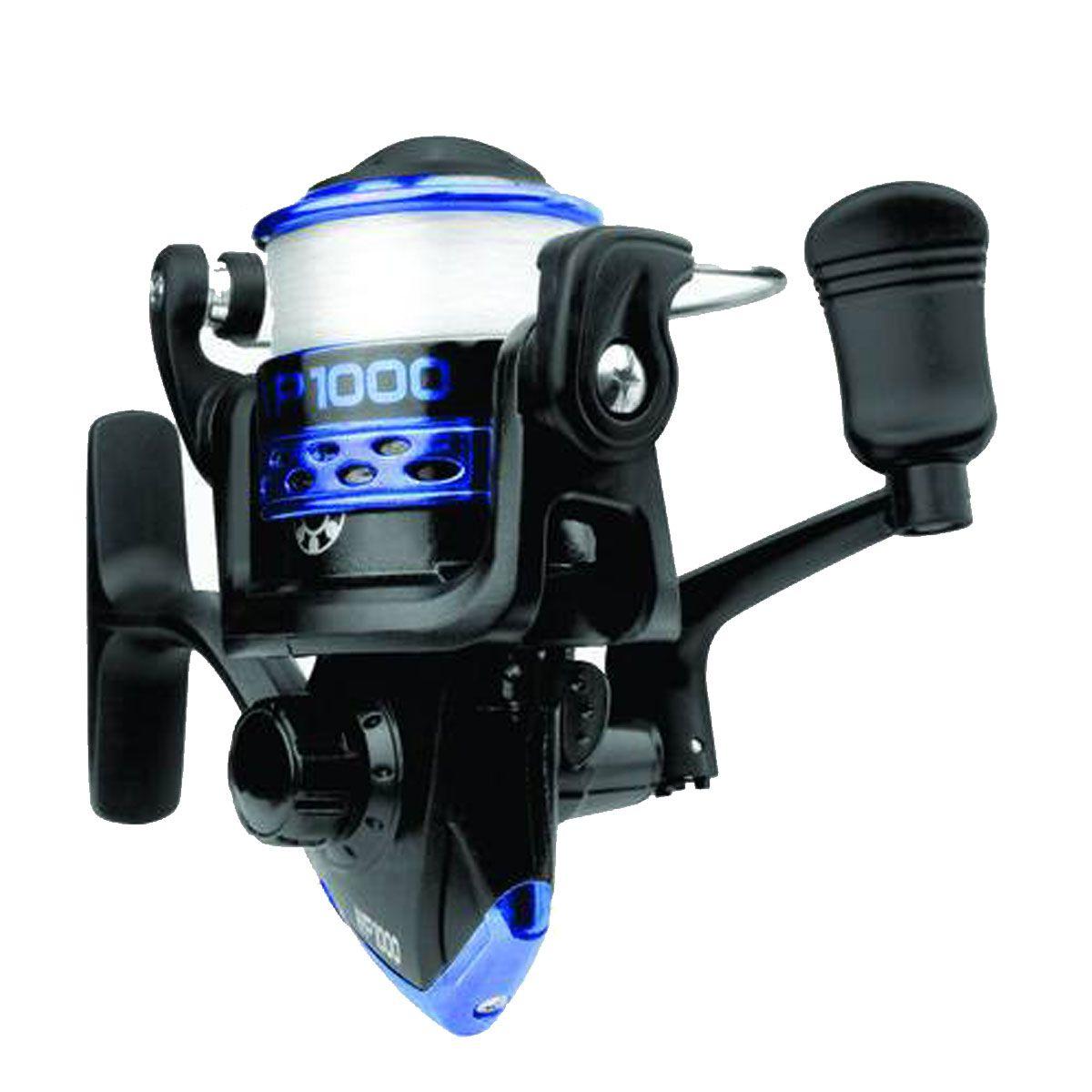 Molinete Albatroz WP 1000 Fricção Dianteira 1 Rol Azul
