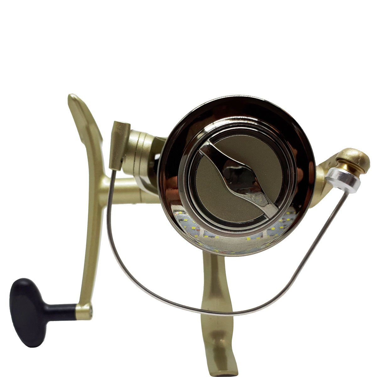 Molinete de Fricção Dianteira Marine Sports Elite 3000F - 3 Rolamentos