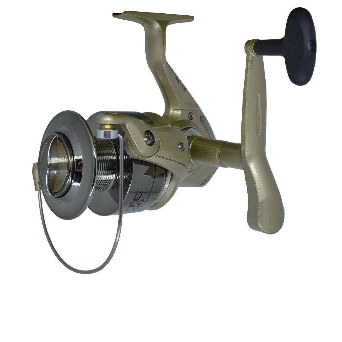 Molinete de Fricção Dianteira Marine Sports Elite 6000F - 3 Rolamentos