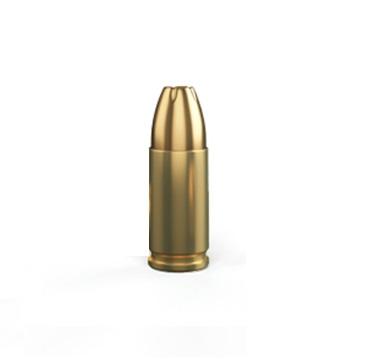 Munição CBC Bonded 9 mm  124 gr