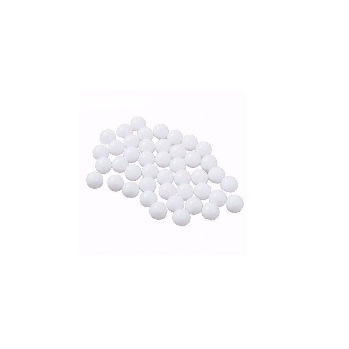 Esferas plásticas BBs Parabellum Calibre 6 mm 0.28G 2500un